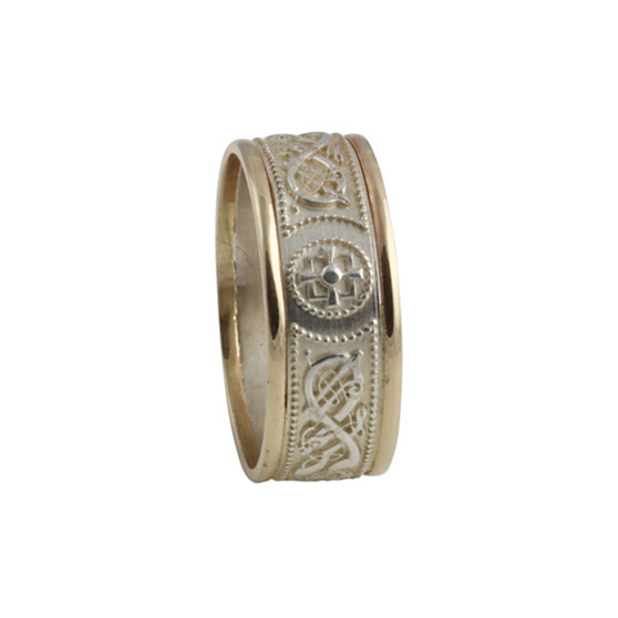 in sold signet engraved fifties shield gold vintage rings ring