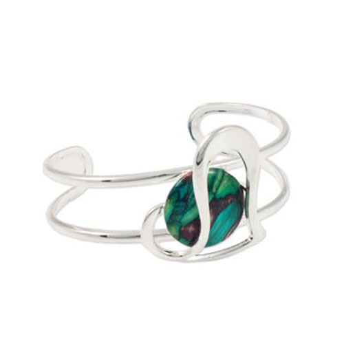 Heathergem Heart Bangle HBA23