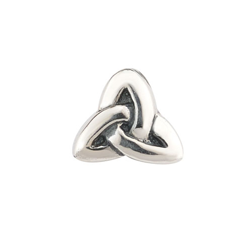 Trinity Knot Celtic Bead Sterling Silver S8947