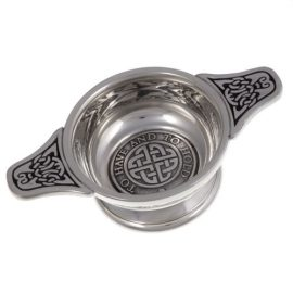 Wedding Vow Quaich To Have and to Hold QU130