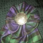 Inverurie Horses Brooch