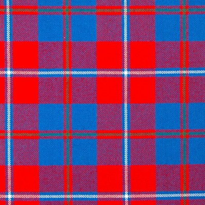 Galloway Red Modern Strome HW Tartan