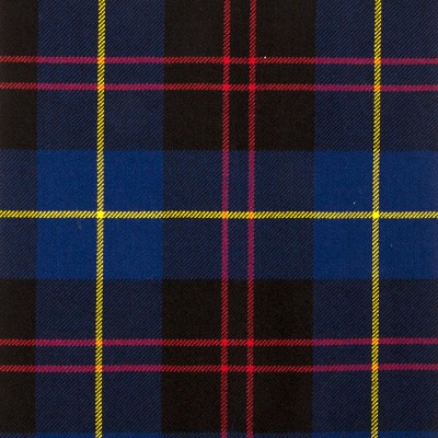 Gordon Blue Modern Strome HW Tartan