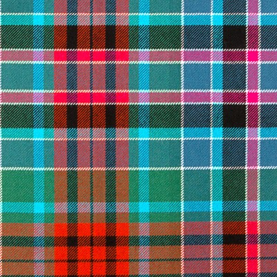 Gordon Red Ancient Strome HW Tartan
