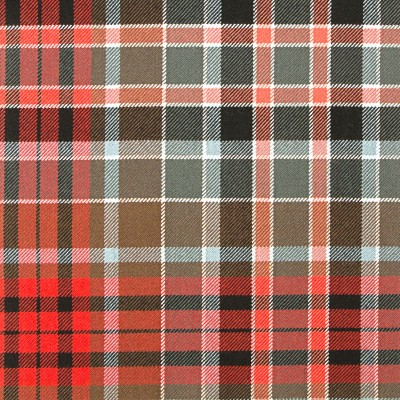 Gordon Red Weathered Strome HW Tartan