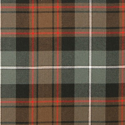 MacRae Hunting Weathered Strome HW Tartan