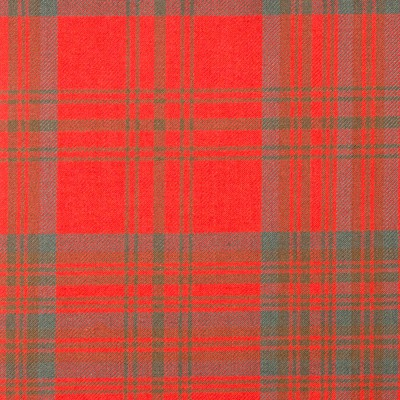 Matheson Red Weathered Strome HW Tartan