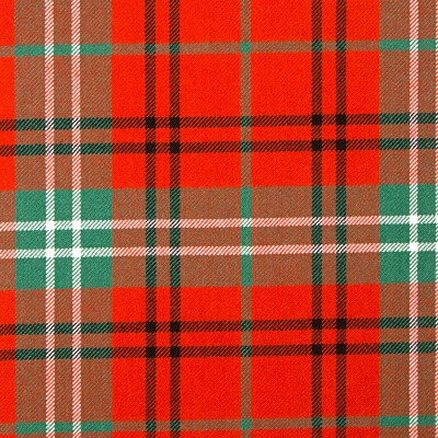 Morrison Red Ancient Strome HW Tartan