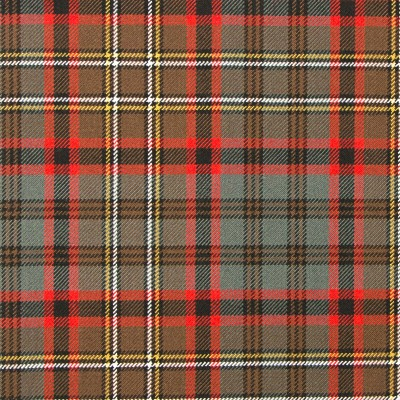 Nicolson Hunting Weathered Strome HW Tartan