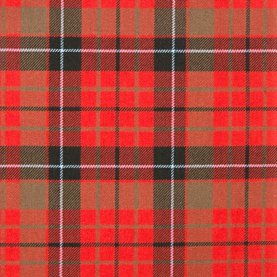 Nicolson Weathered Strome HW Tartan