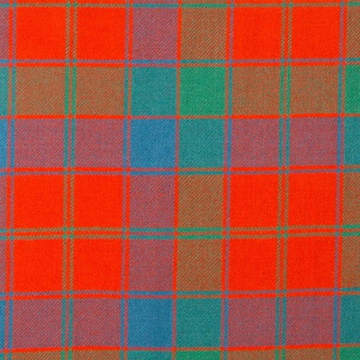 Robertson Red Ancient Strome HW Tartan