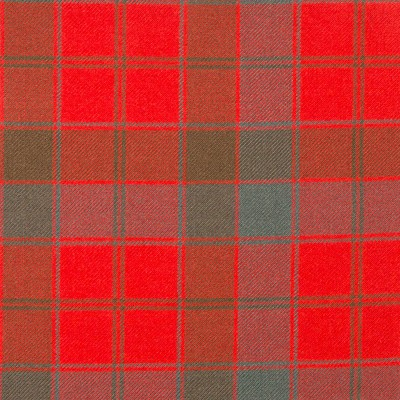 Robertson Red Weathered Strome HW Tartan