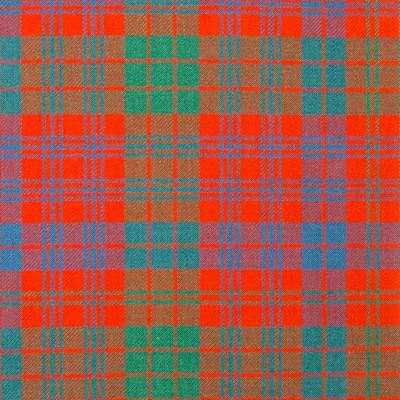 Ross Red Ancient Strome HW Tartan