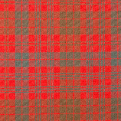 Ross Red Weathered Strome HW Tartan