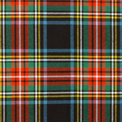Stewart Black Ancient Strome HW Tartan
