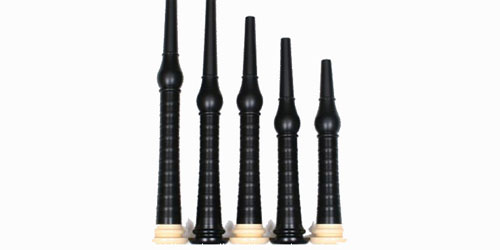 Blowpipes, Mouthpieces & Valves