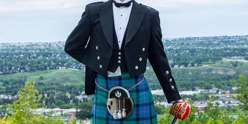 Traditional 8yd Kilt