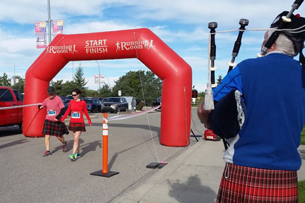 Scots on the Run – Saturday, Sept 2, 2017
