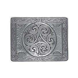 Triskell-Belt-Buckle